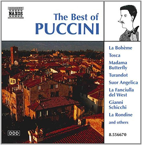 Giacomo Puccini Best Of Puccini Various