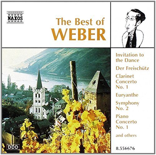 C.M. Von Weber Best Of Weber