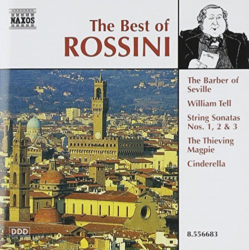 Gioachino Rossini Best Of Rossini