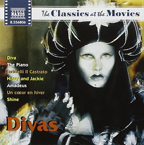 Classics At The Movies Divas Classics At The Movies Divas Various