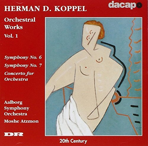 H. Koppel Orchestral Works Vol. 1 Aalborg So