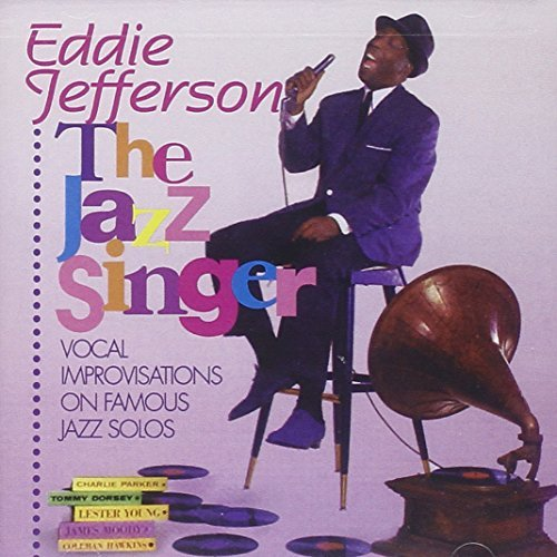 Eddie Jefferson Jazz Singer