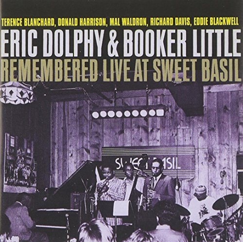 Blancharb Harrison Waldron Eric Dolphy & Booke Little Rem