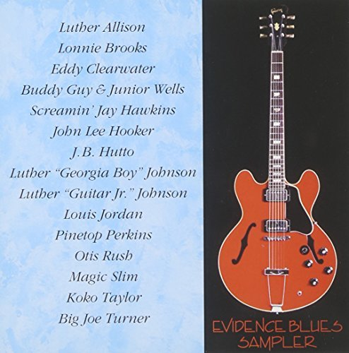 Evidence Blues Sampler Evidence Blues Sampler Turner Brooks Guy Taylor Rush