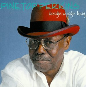 Pinetop Perkins Boogie Woogie King