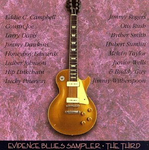 Evidence Blues Sampler Vol. 3 Evidence Blues Sampler Evidence Blues Sampler