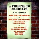 Slim Shaw Williams Tribute To Magic Sam T T Magic Sam
