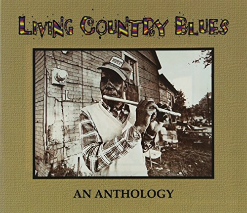 Living Country Blues Anthol Living Country Blues Anthology 3 CD Set