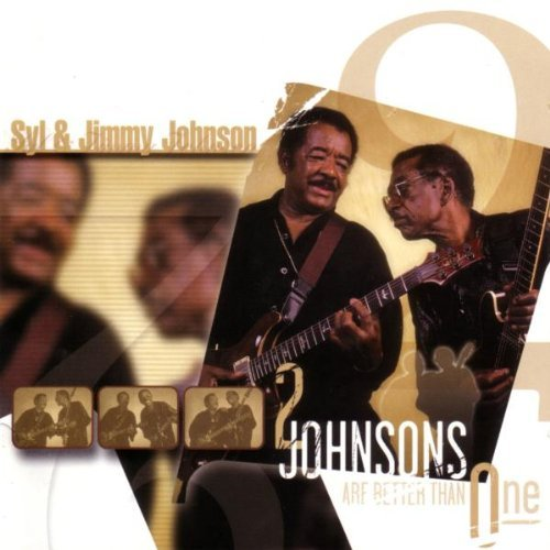 Sly & Jimmy Johnson Two Johnsons Are Better Than O