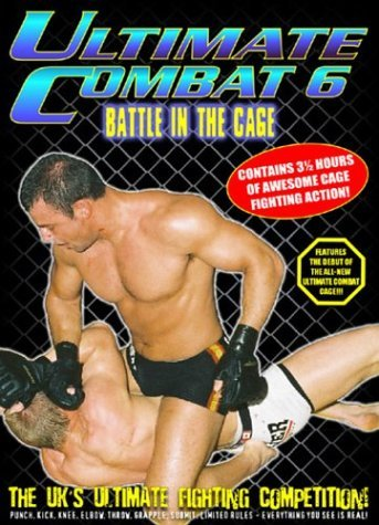 Ultimate Combat Vol. 6 Battle In The Cage Clr Nr