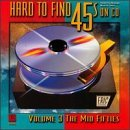 Hard To Find 45's On CD Vol. 3 Mid Fifties Miller Martino Cherry Laine Hard To Find 45's On CD
