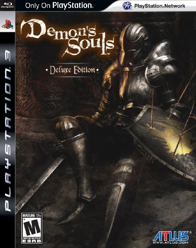 Ps3 Demons Souls Deluxe Edition