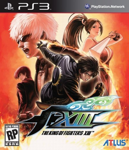 Ps3 King Of Fighters Xiii