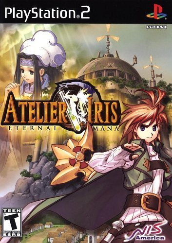 Ps2 Atelier Iris Eternal Mana