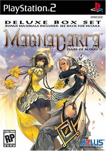 Ps2 Magna Carta Tears Of Blood
