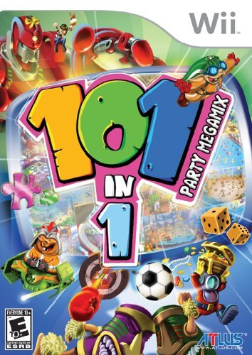Wii 101 In 1 Party Megamix