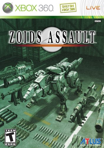 Xbox 360 Zoids Assault