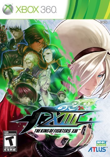 Xbox 360 King Of Fighters Xiii