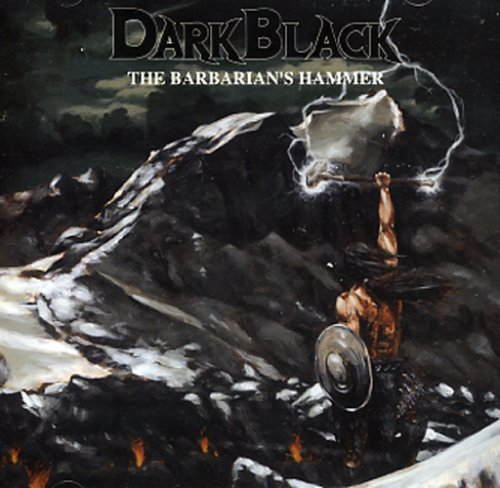 Dark Black Barbarians Hammer