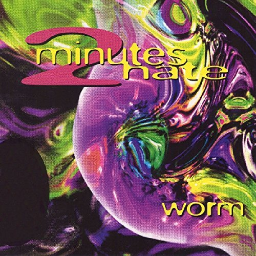 Two Minutes Hate Worm CD Rom For Mac Interactive Audio CD
