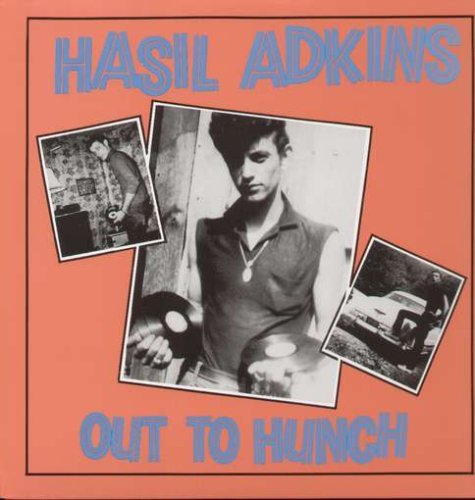 Hasil Adkins Out To Hunch Lp