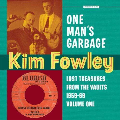Kim Fowley One Man's Garbage