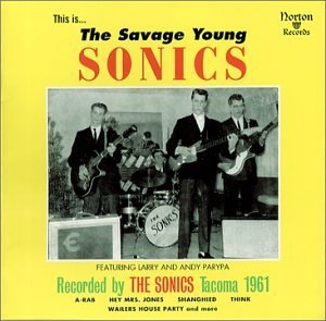 Sonics Savage Young Sonics