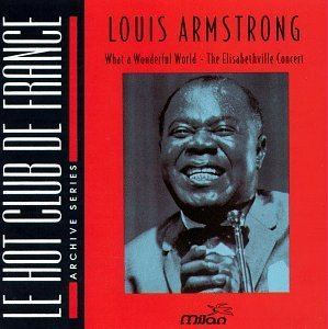 Louis Armstrong What A Wonderful World Elisab