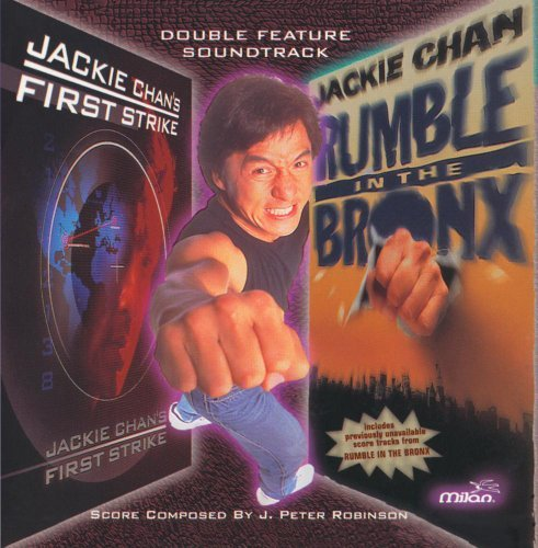 Jackie Chan's First Strike Rum Soundtrack