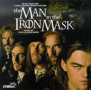 Man In The Iron Mask Soundtrack Music By Nick Glennie Smith