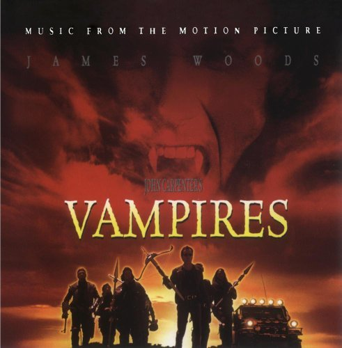 Vampires Score Music By John Carpenter