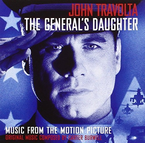 Carter Burwell General's Daughter Music By Carter Burwell Hdcd