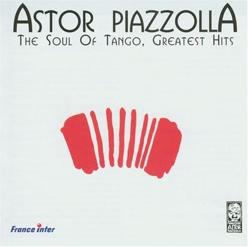 Astor Piazzolla Soul Of Tango Greatest Hits 2 CD Set