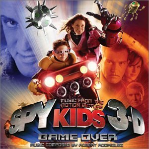 Spy Kids 3 D Game Over Soundtrack