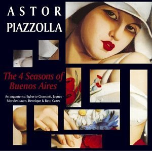 Astor Piazzolla Four Seasons Of Buenos Aires