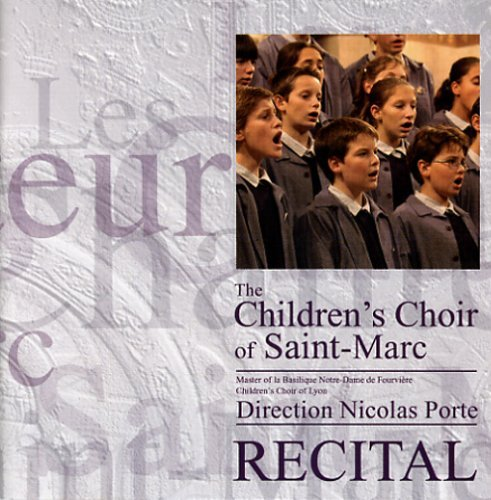 Children's Choir Of Saint Marc Recital Children's Choir Of Saint Marc