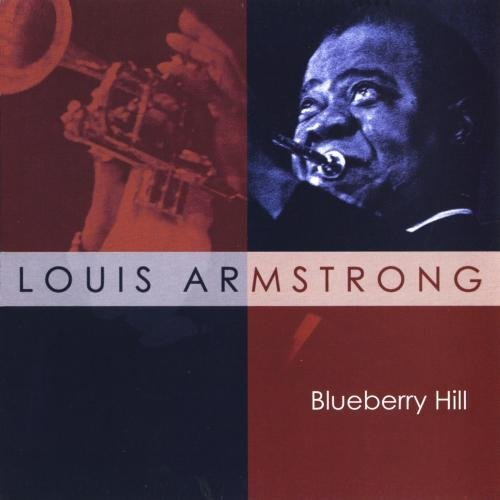 Louis Armstrong Blueberry Hill CD R