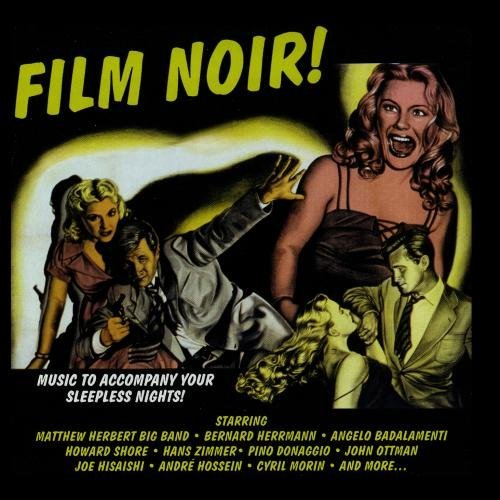 Film Noir Soundtrack CD R