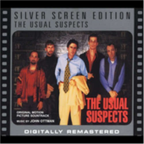 Usual Suspects Soundtrack Enhanced CD Remastered