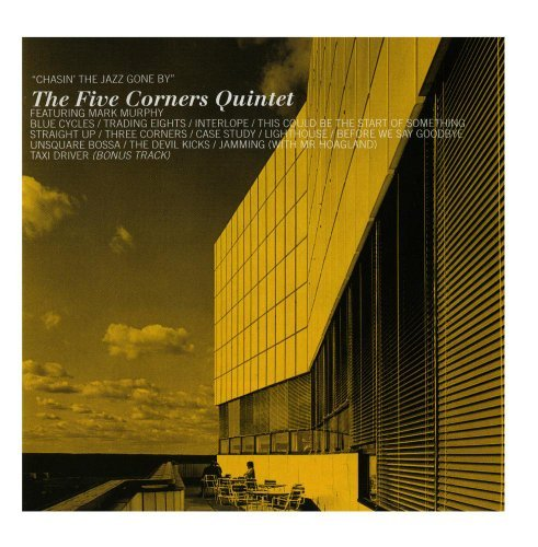 Five Corners Quintet Chasin' The Jazz Gone By CD R Incl. Bonus Track