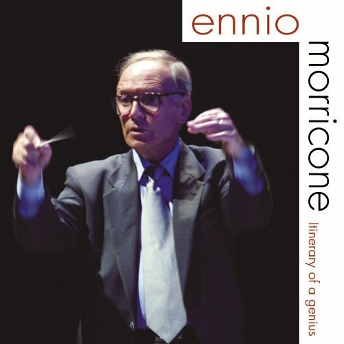 Ennio Morricone Itinerary Of A Genius 2 CD Set