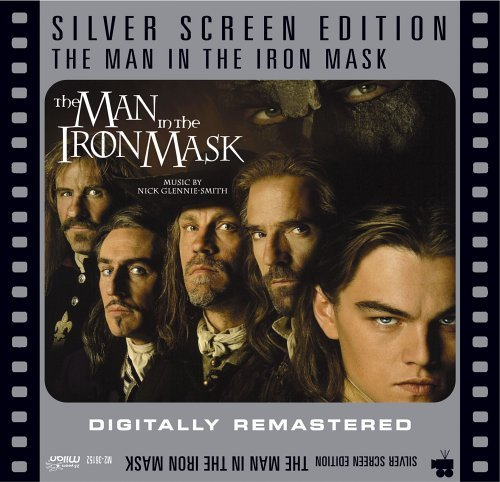 Man In The Iron Mask Soundtrack Enhanced CD Remastered