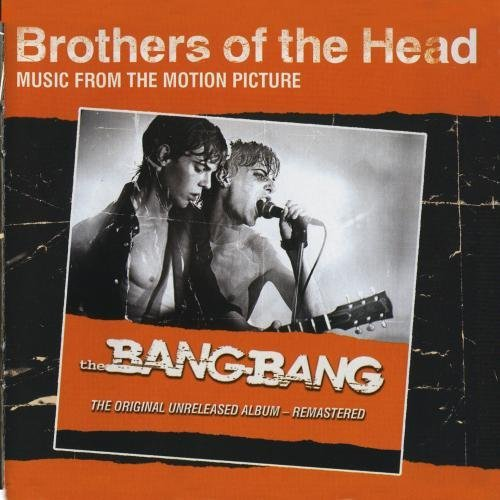 Brothers Of The Head Soundtrack CD R