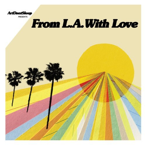 From L.A. With Love Art Dont From L.A. With Love Art Don't 2 Lp Set