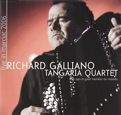 Richard Galliano Tangaria