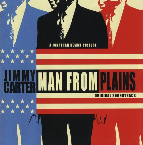 Jimmy Carter Man From Plains Soundtrack CD R