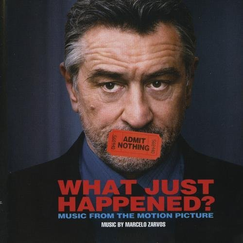 Various Artists What Just Happened? CD R