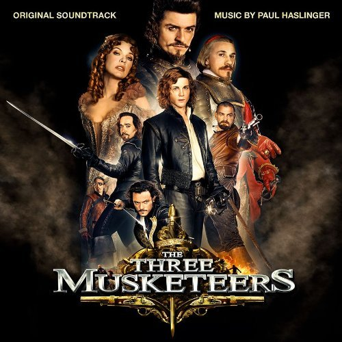 Various Artists Three Musketeers (original Sou