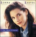 Ronna Reeves More I Learn