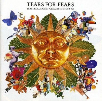 Tears For Fears Tears Roll Down Hits 1982 92